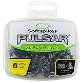 Softspikes(ソフトスパイク) S-549 パルサーLP(ツアーロック)18P ユニセックス S-549 シルバー×ブラック