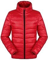Valuker ダウンジャケット メンズ 軽量 高品質 防風 防寒 ( 中身:ダウン90%、フェザー10%) 秋 冬 春 収納袋付き NAND-LL01
