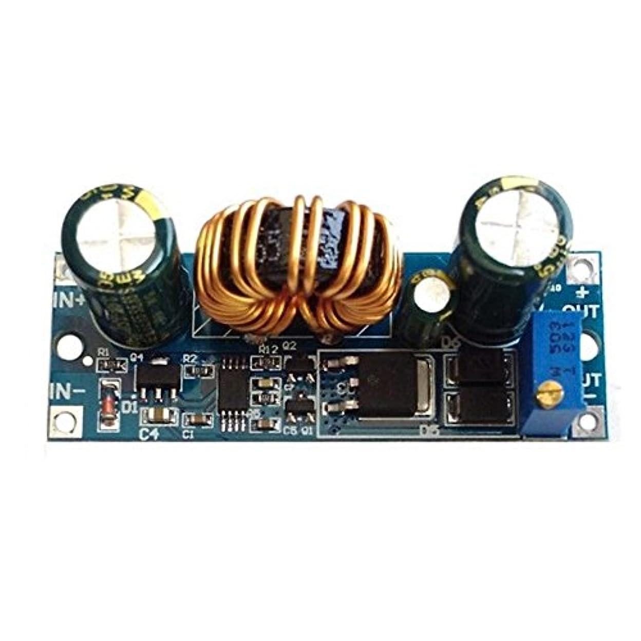 悪性のアニメーション類人猿GAOHOU 電圧レギュレータモジュール4A自動昇降圧電源モジュール