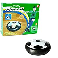 liezheカラフルなLEDライトエアクッションサスペンションSoccer Ballsファミリインタラクティブおもちゃスポーツゲーム