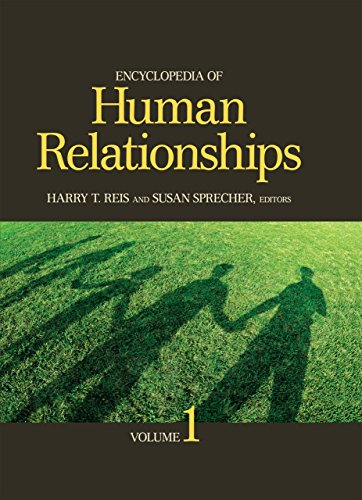 Encyclopedia of Human Relationships (Sage Reference Publication) (English Edition)
