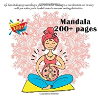 Mandala 200+ pages Life doesn't always go according to plan. Sometimes heading in a new direction can be scary until you realize you're headed toward a new and exciting destination.