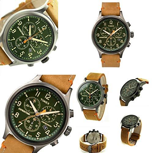 タイメックス TIMEX クオーツ メンズ クロノ 腕時計 T2N865