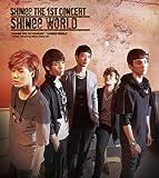 SHINee - The 1st Concert SHINee World (2CD) (韓国盤)