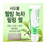 SIDMOOL Green Tea PureSkin Peeling gel 120ml for Purifying skin/ Wash-off type/Mild Soft Type Peeling [並行輸入品]