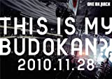 LIVE DVD「THIS IS MY BUDOKAN?! 2010.11.28」[AZBS-1004][DVD]