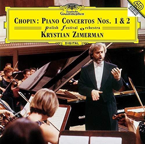 ショパン:ピアノ協奏曲第1番・第2番