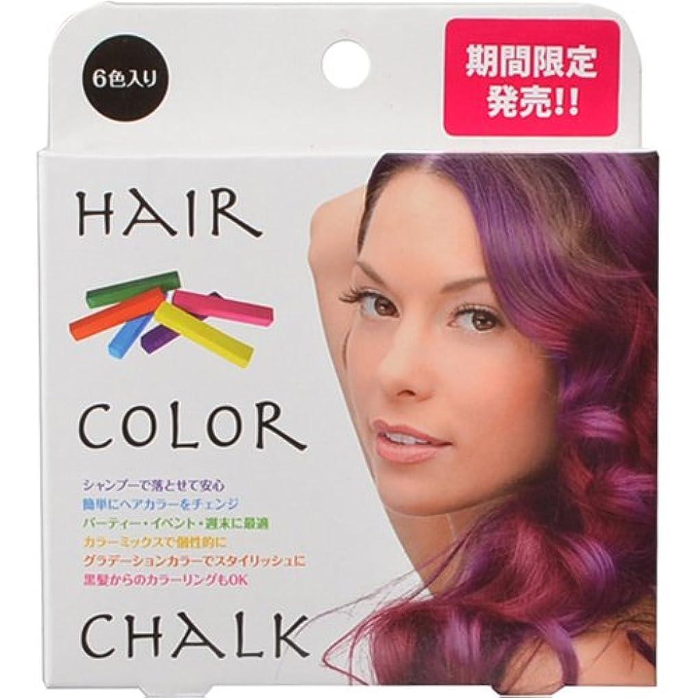 紫のテレマコスどうやってBEAUTY NAILER ヘアカラーチョーク(6色入り)HCD-1