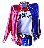 RedFrogs ハーレイクインTシャツ Suicide Squad  Tシャツ+チョーカーセットやジャンパー単品からも選べる (ジャンパー単品 L)