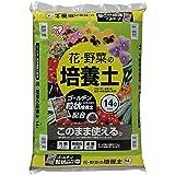 アイリスオーヤマ 培養土 花・野菜の培養土 ゴールデン粒状培養土 配合 14L