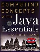 WIE Computing Concepts with Java Essentials