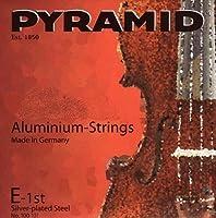 CUERDA VIOLONCELLO - Pyramid (Aluminium 170101) (Aluminio) 1ェ Medium Cello 1/4 (La) A (Una Unidad)