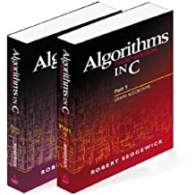Algorithms in C: Fundermentals, Data Structures, Sorting, Searching, and Graph Algorithms: Parts 1-5