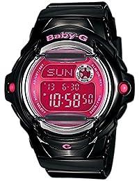 CASIO[カシオ] MODEL NO.bg169r-1b BABY-G ブラック×ピンク ベビーG(bg-169r-1b)BG-169R-1B ベイビーG 腕時計[並行輸入品]