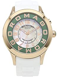 [ロマゴデザイン]ROMAGO DESIGN 腕時計 Attraction series アトラクションシリーズ RM015-0162PL-RGGR 【正規輸入品】