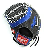 Rawlings(ローリングス)軟式ファースト用ミット ミッド ローリングスゲーマーDPリミテッド 野球 ベースボール GR6FGL3ACD-RH BRYブラックロイヤル RH