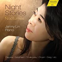Night Stories - Nocturnes by Jenny Lin