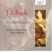 Six Motets by J.S. Bach
