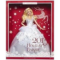 Barbie バービー Collector 2013 Holiday Doll ドール 人形 おもちゃ (並行輸入)
