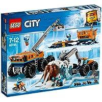 レゴ(LEGO)シティ 北極探検基地 60195
