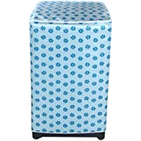 hjuns-Wu ①洗濯機カバー 屋外 防水 防塵 ファスナー 7Kg TypeB