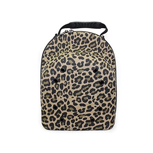 (ニューエラ) NEW ERA CAP CASE 【CAP CARRIER 6PACK/LEOPARD】