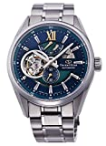 Orient Starモダンスケルトン限定モデルMechanical Watch rk-dk0001lメンズ