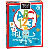 ABC 123 Magnets (Magnetic Poetry Kids)