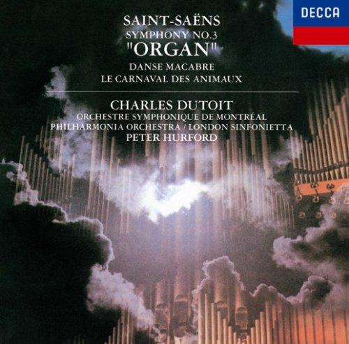 サン=サーンス:交響曲第3番<オルガン>/動物の謝肉祭、他の詳細を見る