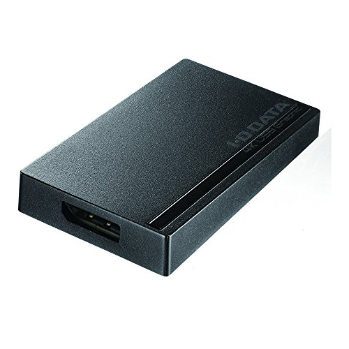 I-O DATA グラフィックアダプター USB 3.0/4K対応/USB DisplayPort端子 USB-4K/DP