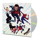 【Amazon.co.jp限定】スパイダーマン:スパイダーバース プレミアム・エディション(初回生産限定)(特典 スペシャル・ボーナスディスク付) [Blu-ray] 画像