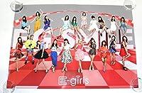 б4 特典ポスター E.G. SMILE -E-girls BEST-