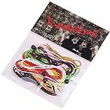 【DAMAKEN】 けん玉 ストリートけん玉 用 紐 糸 stringpack 10 フリースタイル ケンダマ 【 けん玉 替え紐 ビーズ付き】 エクストリームけん玉 向け