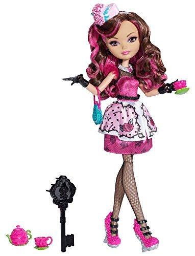 Ever After High 「Hat-Tastic」Cerise Briar Beauty Doll エバーアフターハイ 「ハッタスティック」シリーズ ブライヤービューティ ドール 人形 フィギア【並行輸入品】 -