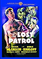 LOST PATROL (1934)