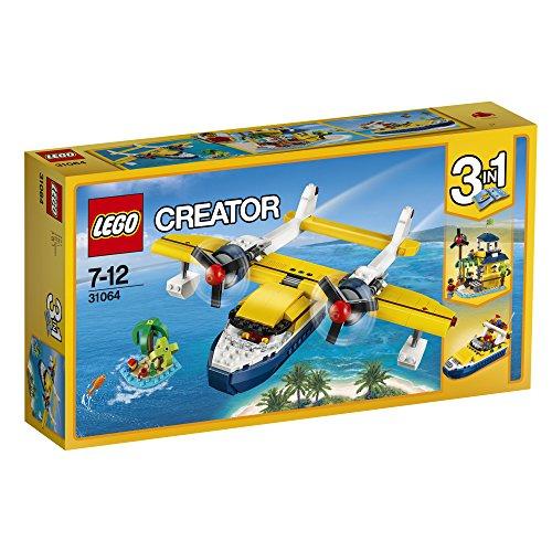 レゴ(LEGO) クリエイター 水上飛行機 31064