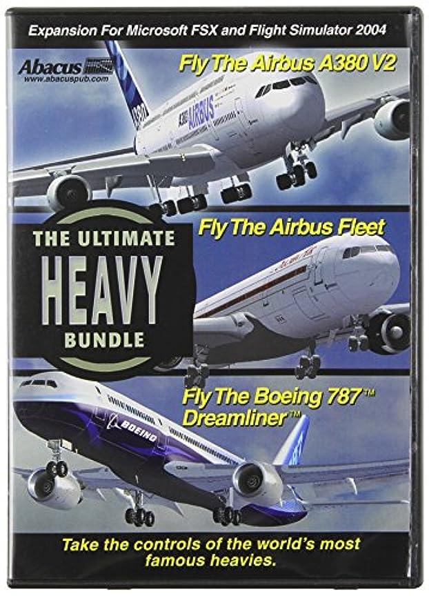 予感酸化物ボランティアThe Ultimate Heavy Bundle (Airbus Fleet, Airbus A380 and Boeing 787) (PC) (輸入版)