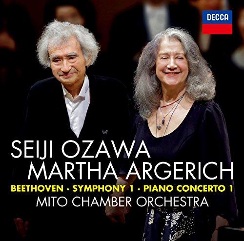 【早期購入特典あり】ベートーヴェン:ピアノ協奏曲第1番&交響曲第1番【特典:ポストカード】