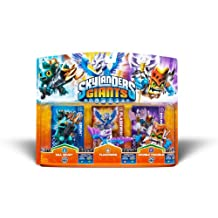 Activision Skylanders Giants Triple Pack #4: Gill Grunt, Flashwing, Double Trouble