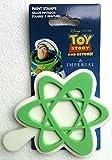 Disneys Pixar TOY STORY BUZZ LIGHTYEAR Foam Paint Stamp STAR & SPACE Wall Decoration (3 1/2 Wide) [並行輸入品]