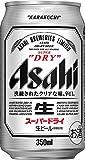 【父の日ギフト】アサヒスーパードライ メッセージ付き缶ビールセット(SD-FG) 350ml×12本入
