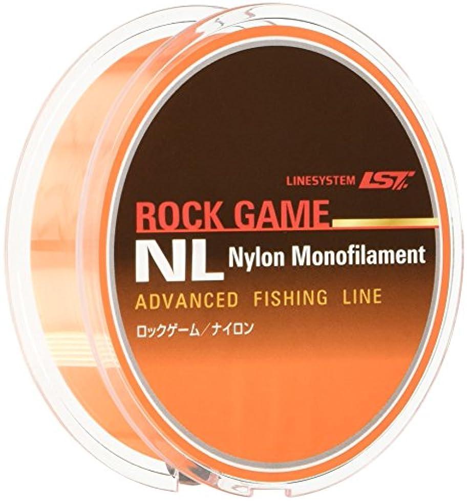 ひばり女性溝LINE SYSTEM(ラインシステム) ライン ROCK GAME 150m NL 2LB