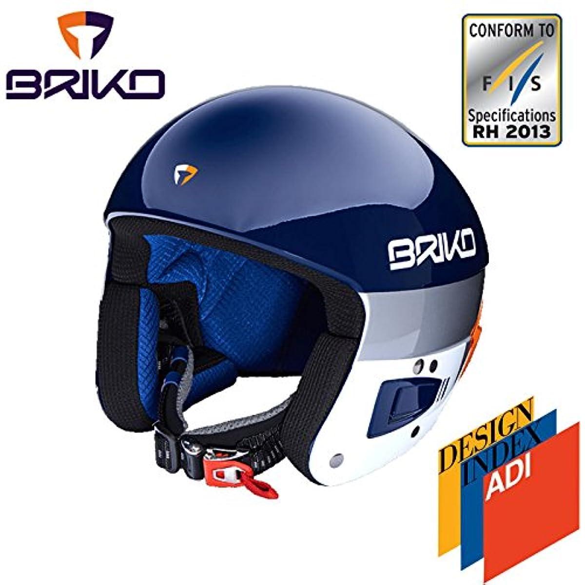 [해외] BRIKO(브리고)VULCANO 볼케노 FIS6.8 레이싱 스키 헬멧 맨즈 레이디스 2000020-