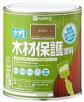 カンペハピオ 水性木材保護塗料 0.7L カスタニ