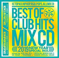 AV8 ALL DJ'S / BEST OF CLUB HITS MIXCD 2019 NEW YEAR SPECIAL MIX