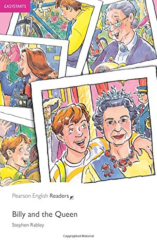 Penguin Readers: Easy Starters BILLY AND THE QUEEN (Pearson English Graded Readers)の詳細を見る