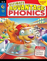 Ultimate Advantage Phonics, Grade K [With Quiz Cards]