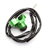 YunShuo Universal Green CNC Stop Kill Switch for Yamaha YZ85 125 250 YZ250F 450F WR250F