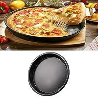 9インチ 丸型 深皿 ピザパン ノンスティック パイパーパーフェクトトレイ ベーキング型 キッチン道具