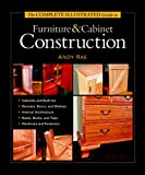 The Complete Illustrated Guide to Furniture & Cabinet Construction (English Edition) 画像